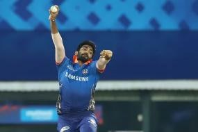 IPL 2021: Jasprit Bumrah Reacts as Mumbai Indians Defeat Kolkata Knight Riders