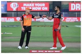 IPL 2021: Sunrisers Hyderabad Versus Royal Challengers Bangalore Head-to-Head Record