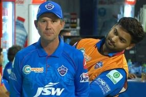 IPL 2021: Ricky Ponting Swoops in With Heartfelt Pep Talk After Delhi Capitals' Loss