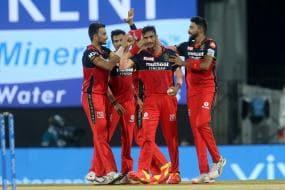 IPL 2021: Glenn Maxwell Player of Match But Shahbaz Ahmed Highest Impact Player of Match