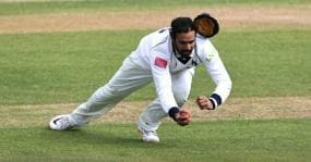 Away From IPL 2021, India Test Star Hanuma Vihari Marks County Debut With Diving Catch