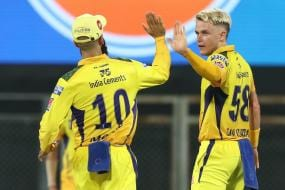 IPL 2021: MS Dhoni Opens Up on Sam Curran's Surprising Delivery to Dismiss Andre Russell