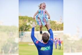 IPL 2021: Rajasthan Royals Wish 'Cutest Royal', Jos Buttler's Daughter Georgia on Her 2nd Birthday