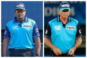 Umpire Nitin Menon Pulls Out of IPL 2021 After Mother And Wife Test Positive For Covid-19