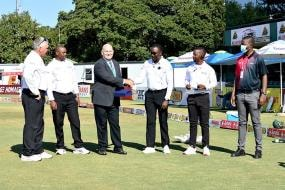 Zimbabwe's Langton Rusere Becomes First Black African to Officiate in a Test Match