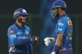 IPL 2021: Quinton De Kock, Krunal Pandya Show Powers MI to Easy Win Over RR