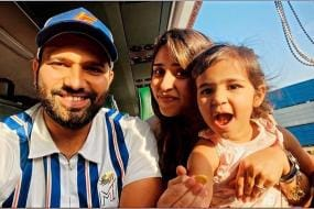 IPL 2021: Rohit Sharma's Adorable