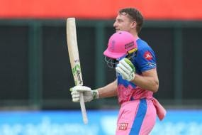 IPL 2021: Jos Buttler's Maiden T20 Hundred Keeps Rajasthan Royals In The Hunt