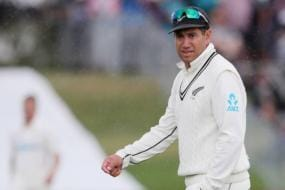 NZ Batsman Ross Taylor Confident of Overcoming Calf Strain Before England Tests