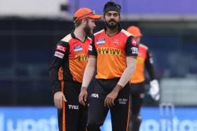 IPL 2021: Twitterati Roast Vijay Shankar After Sunrisers Hyderabad Lose to Rajasthan Royals