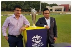 T20 World Cup: 'It Was Not an Easy Decision & We Mulled Over it for Months' -- Jay Shah on Shifting Tournament to UAE