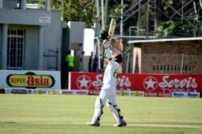 Pakistan vs Zimbabwe: Abid Ali Double Ton Gives Pakistan Complete Control