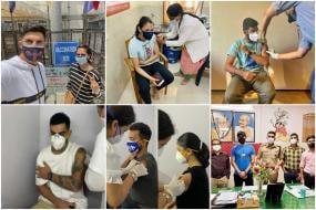 From Smriti Mandhana to Virat Kohli, List Of India Cricketers Who Have Taken Vaccine Against Coronavirus   Check Pictures