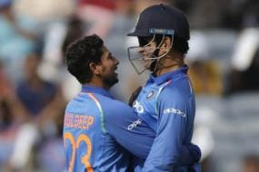 I Only Played a Handful of Games After Mahi Bhai Left...Sometimes I Miss That Guidance: Kuldeep Yadav