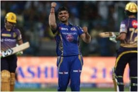 On This Day: Mumbai Indians' Karn Sharma Spins a Web Around KKR in IPL 2017, Returns with 4/16