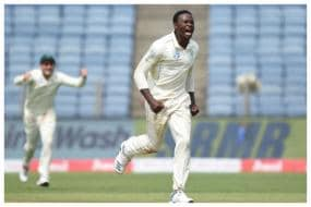 'Glad' Kagiso Rabada Bounces Back from Rut With Five-For Against West Indies