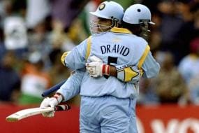 On This Day In 1999 - Dravid & Ganguly Put Together The First Triple Hundred Partnership In ODI History