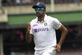 'You Don't Need to Cover the Pitch in England, Need to Cover the Clouds' - R Ashwin