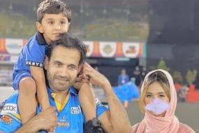 Irfan Pathan's Wife Safa Baig Hits Back at Trolls for Targeting him Over Blurred Picture