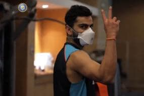 Virat Kohli Posts Workout Video Amid 'Downtime' in England