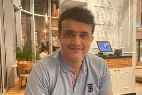 'Dubai Has Set me Free': BCCI President Sourav Ganguly Enjoying Lockdown-Free Life