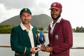 WI vs SA 2021 Live Score, 1st Test, Day 1: Lungi Ngidi, Anrich Nortje Bowl Out WI for 97