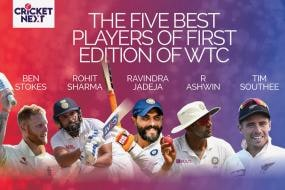 WTC 2021: Ashwin & Jadeja Amongst Three Indians In The 'Famous Five' of The First WTC