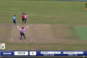 WATCH - Shocking Scenes, Shakib Al Hasan Kicks and Throws Stumps After Arguing With Umpire