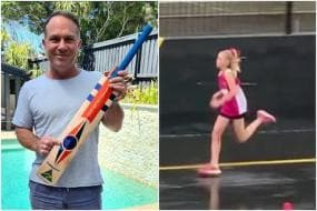 Watch: Michael Slater'S Daughter Is A Champion Runner