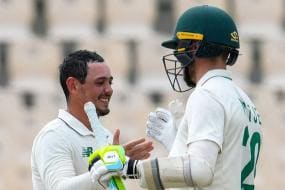 West Indies vs South Africa: Quinton de Kock, Bowlers Take Proteas Close to Innings Win