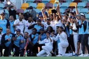 In Pictures: How India Made it to ICC World Test Championship Final