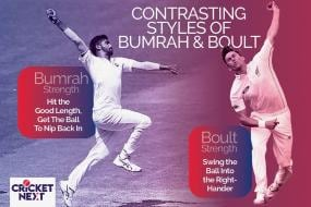 CN Contrast: Jasprit Bumrah vs Trent Boult - MI Peers Look to Make Big Impact With Contrasting Styles in WTC Final