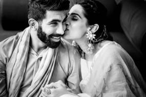 Sanjana Ganesan Interviews Husband Jasprit Bumrah, Dinesh Karthik Reacts