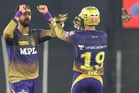 KKR Connect This Pair From 'The Family Man' to Varun Chakravarthy And Dinesh Karthik