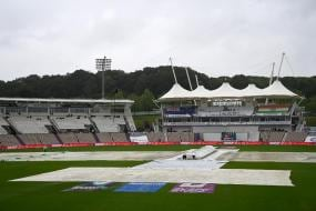 Ind vs NZ, WTC Final 2021: Rain Washes Out Entire Day Once Again; Will There be a Result in This Game?