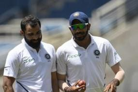 We Would Like To Bat And Have Enough Back-up Runs: Shami Hints At Safe Approach