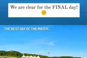 WTC Final: 'Weatherman' Dinesh Karthik Comes up With Last Update from Southampton