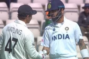 WTC Final: On Last Day of Career, BJ Watling Gets Congratulated by Virat Kohli