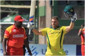On This Day in 2018: Aaron Finch Slams T20I World Record with 172 off 76 Balls vs Zimbabwe