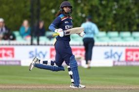 'We Just Needed One Good Partnership to Take us Through': Mithali Raj on Win Against England