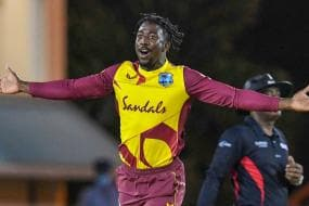 Australia Collapse in Run-chase After West Indies Post 145 in First T20I; Andre Russell Slams 51 from 28