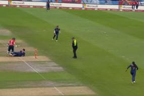 Women's T20I: Controversy Erupts After Heather Knight's Bizarre Run-out