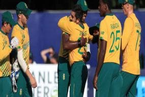 South Africa vs Ireland 2021: South Africa Win T20 Series After Another Ireland Collapse