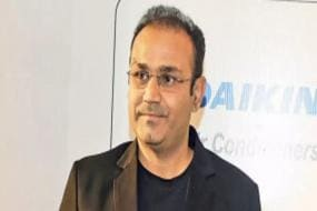Virender Sehwag drops his mobile number on Twitter; leaves fans confused