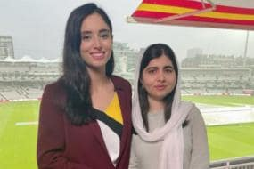 Zainab Abbas Feels Grateful as She Poses With Her 'Travel Partner'