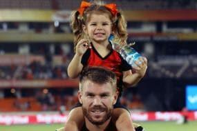 WATCH: David Warner's Daughter Ivy's Adorable Message Ahead of Sunrisers Hyderabad vs Delhi Capitals Match