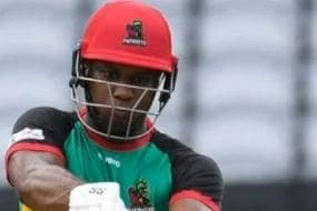 Pressure Will Be on West Indies in T20 World Cup as Defending Champions: Evin Lewis