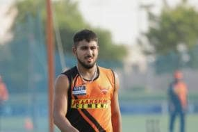 IPL 2021: Sunrisers Hyderabad Name Umran Malik as Short-term Covid Replacement for T Natarajan