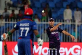 Afghanistan vs Scotland Live Score, T20 World Cup 2021 Today's Match Updates: Zazai Departs on 44 as AFG Lose Second Wicket