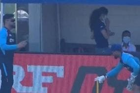 Watch: Mentor MS Dhoni's wicket-keeping tips for Rishabh Pant
